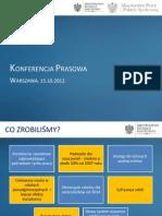 Prezentacja Ministerstwa Edukacji Narodowej i  Ministerstwa Pracy i Polityki Społecznej