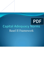 Capital Adequacy - Basel II Accord.