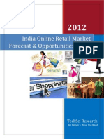 India Online Retail Market Forecast and Opportunities 2016