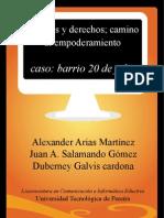 Deberes y Derechos- Camino Al Empoderamiento-Barrio de Pereira