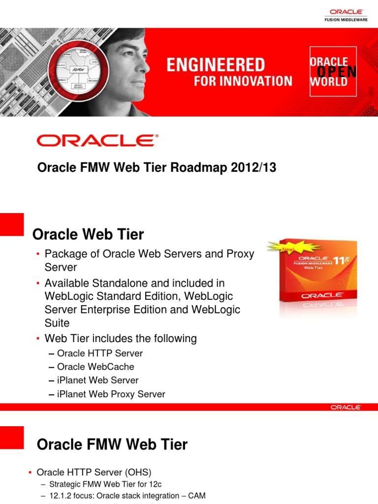 Chapter 4 deployment scenarios (oracle iplanet web server 7. 0. 9.