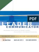 Leader Book