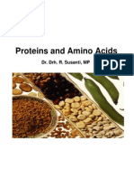 Protein and Amino Acid