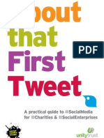 About That First Tweet - A Practical Guide to #Socialmedia