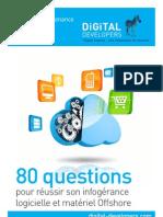 80 Questions Pour Reussir Son Infogerance Logicielle Et Materiel Offshore
