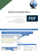 Formulario Con Acceso a Bd SQL-SERVER