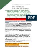 Paulo Morais convida os corruptos a terem vergonha - Sem papas na língua!