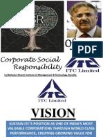 CSR of Itc Ppt Naman
