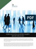 Forex Magnates Q3 2012 Preview