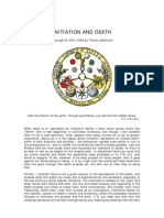 Initiation and Death