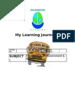 As Gov & Pol Learning Journey