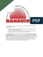 Que Es Banavih