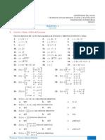 Taller Nro. 1 (Funciones-Cálculo I)