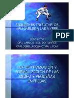 Regimes TributaRios