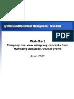 WalMart 2007