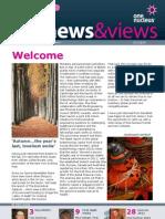 One Nucleus Autumn 2012 Newsletter