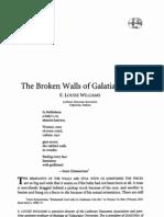 Broken Walls - Gal 3.28