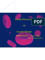 Oxygen Administration System
