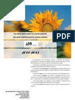 Projetos Educativo e Curricular Do Agrupamento 11,10,2012