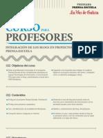 Curso básico de blogs de Prensa-Escuela
