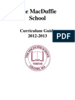 Curr Guide FINAL 2012-2013