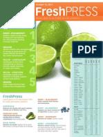 Fresh Press 10-12-12