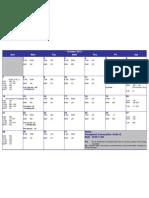 October Mass Schedule Rv-1