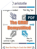 The GMAT Demystified