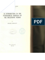 Thesleff Pythagoreans