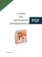 Manual de PowerPoint 2010