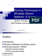 050512-Routing Techniques in Wireless Sensor Network