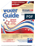 League of Women Voters - Voter Guide - U.S. Races