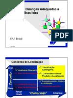 Apresentacao SAP Localizacao