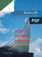 KPMG 2008 Banking Survey Report Brochure