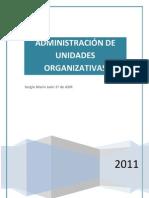 Sergio-Administracion de Unidades Organizativas