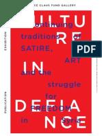 2012 Culture in Defiance