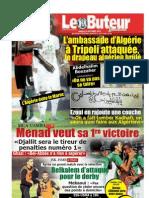 LE BUTEUR PDF du 16//10/2012