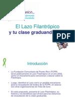 Lazo Filantrópico y Clase Graduanda