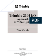 GPS Trimble 2101