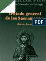 TRATADO GENERAL DE LOS SACRAMENTOS