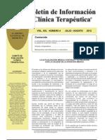 Boletín de la academia nacional de medicina