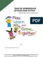 estrategias de aprendizaje de la metodología activa
