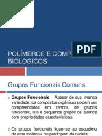 19 Polímeros e Compostos Biológicos