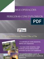 atividades em operações perigosas