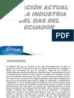 Industria Del Gas en Ecuador
