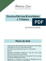 Circuitos Eletricos Monofasicos e Trifasicos