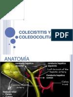 Colecistitis y Coledocolitiasis