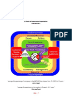 Moso Keynotes - Model of Sustainable Organisations (Deming ++)