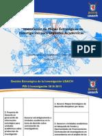 Mapas de La Ciencia Presentacion Investigadores 3-10-2012