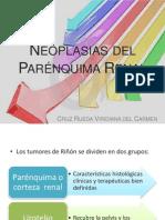 Neoplasias del Parénquima Renal